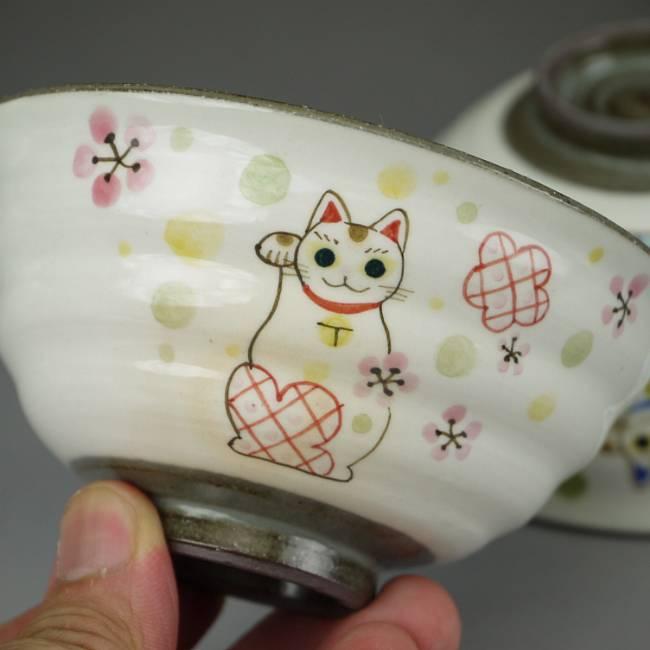 京焼清水焼まねき猫