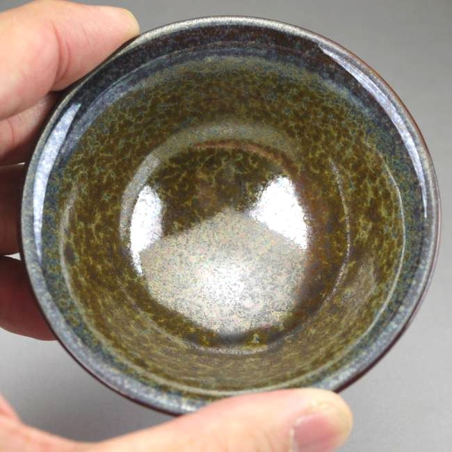 天目抹茶茶碗