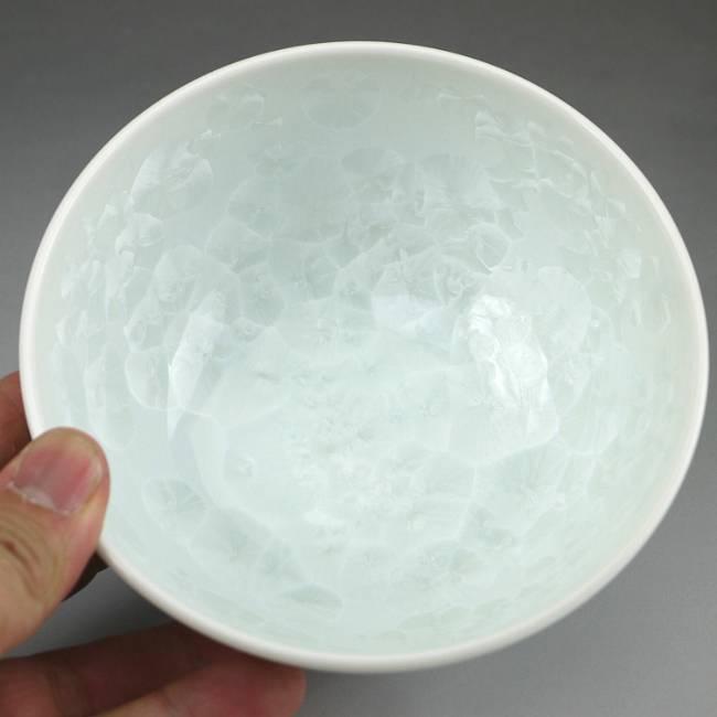 陶あん花結晶湯呑