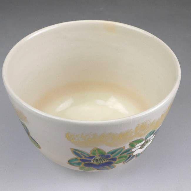 【京焼 清水焼】抹茶碗 サクラ