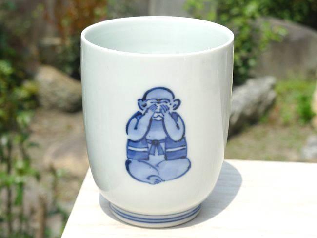 京焼清水焼湯飲み