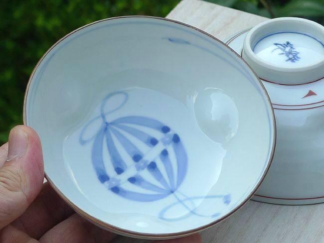 【京焼清水焼】ご飯茶碗