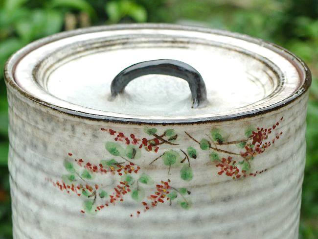 【京焼 清水焼】抹茶碗 暦手