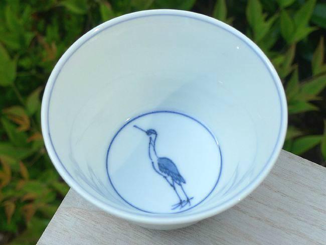 鳥獣戯画 汲出碗