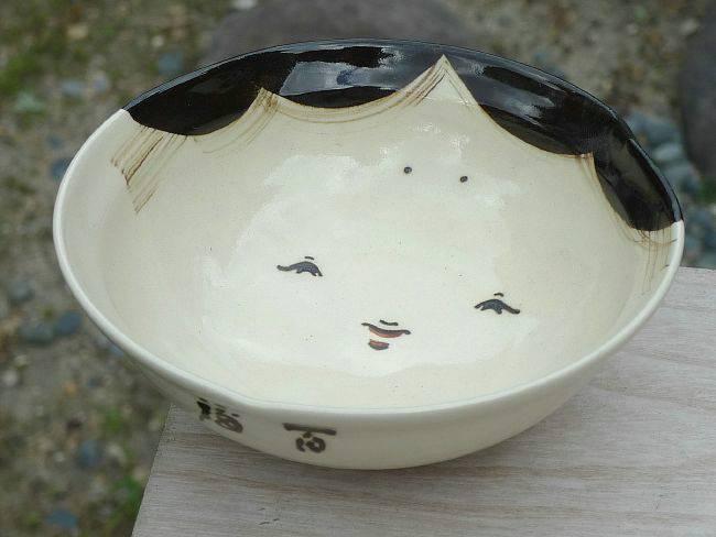 お福のご飯茶碗