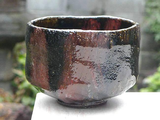 【京焼 清水焼】松楽作楽茶碗(特上)