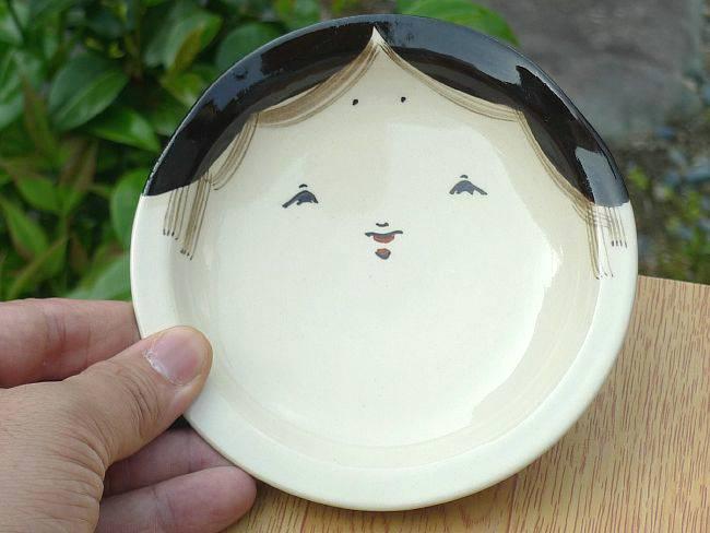 お福の銘々皿