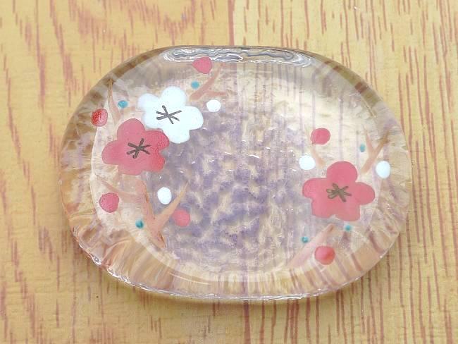 【京焼 清水焼】箸置き彩り草花