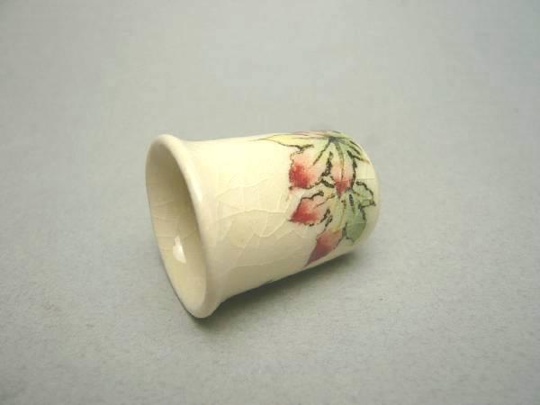 清水焼京焼 指ぬき