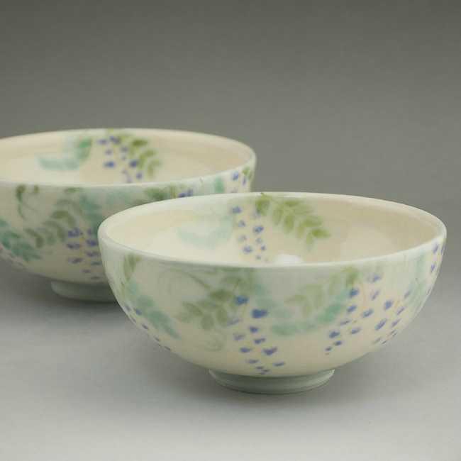 京焼清水焼 ご飯茶碗