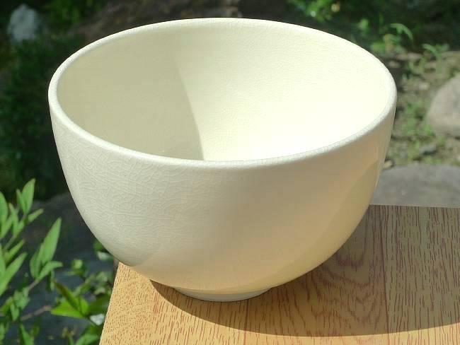【京焼清水焼】抹茶碗 干支巳