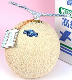 Shomeidoの静岡産マスクメロン