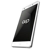 【新品】FRONTIER(フロンティア)【ポイント10倍】arp AS01M(WH) Android SIMフリースマートフォン【FR】
