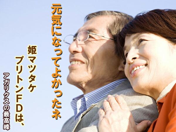 岩出101株姫マツタケの最高峰プリトンFD