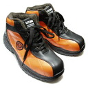 76Lubricants, Snow training shoes (protection against the cold safety boots), orange