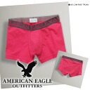 Rakuten champions sale, victory Memorial セールアメリカンイーグル men's Boxer shorts AE LOW RISE TRUNK pink shock (0234-3028) (SMLXL)