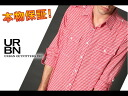 Men's casual shirt CARAPACE GINGHAM MILLITARY SHIRT red (S,M,L,XL)( men ,%off, new work is deep-discount and challenges the at half price following, sale ,SALE, low;)!
