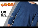 Men's Ron T ALL-SON LONG-SLEEVED WASHED THERMAL HENLEY blue (S,M,L,XL)( same day shipment, 100% genuine article, regular article, shop buying, men's big size, new work, American casual)