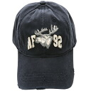 Abercrombie vintage base ball cap (hat) NY Navy (on Super sale, maximum points 10 times, more than 10,800 yen,, try Rakuten lows, new! )