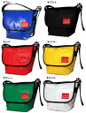 Rakuten champions sale, victory Memorial セールマンハッタンポーテージ Messenger bag Vinyl Vintage Messenger (MD) (1605-VL) (6 colors)