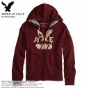★ new year 2015! American Eagle AE men's parka AEO Factory Signature Applique Hoodie Merlot (1516-6088) (S, M, L, XL, XXL) (at more than 10,800 yen,, in large size, 100% genuine, new, cheapest Rakuten to challenge! )