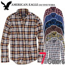 American eagle men casual shirt AE PLAID BUTTON falls (seven colors of )(0513-8654)(S,M,L,XL,XXL), American casual, shirt, long sleeves, men's vintage, casual (men's ,%off, new work are deep-discount and challenge the at half price following, sale ,SALE,