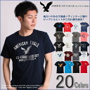 Rakuten champions sale, victory Memorial セールアメリカンイーグル men's short sleeve T shirt AE APPLIQUE TEE (6 colors) (S, M, L, XL), casual, shirts, short sleeve, applique, embroidery, T shirt, men's, vintage, casual