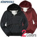 Two colors of aeroPOS tail men's full zip parka MARLED FULL-ZIP HOODIE (9044)(S,M,L,XL)( men ,%off, new work is deep-discount and challenges the at half price following, sale ,SALE, low;)!