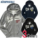 AeroPOS tail men's three colors of full zip parka AERO NY ZIP-FRONT HOODIE (9141)(S,M,L,XL)( men, a new work are deep-discount and challenge sale ,SALE, low! American casual of popularity, brand) New Year New Year shopping marathon, point up to 20 times