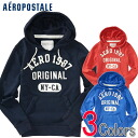 1987 three colors of aeroPOS tail men pullover parka AERO POPOVER HOODIE (9125)(S,M,L,XL)(100 % genuine articles, regular article, shop buying, men's big size, new work, American casual)