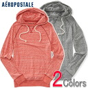 Two colors of aeroPOS tail men pullover parka Marled Popover Hoodie (6486)(S,M,L,XL)(100 % genuine articles, regular article, shop buying, men's big size, new work, American casual)