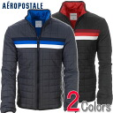 Two colors of aeroPOS tail men batting jacket QUILTED PUFFER JACKET (0783)(S,M,L,XL)( men ,%off, new work is deep-discount and challenges the at half price following, sale ,SALE, low;)!