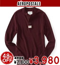Rakuten champions sale, victory Memorial セールエアロポス tail mens Ron T TEXTURED SOLID HENLEY クラシックバーガンディ (2447) (S, M, L, XL)