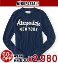 AeroPOS tail men Ron T LONG SLEEVE AERO GRAPHIC CREW TEE navy knight (6380)(S,M,L,XL)( men, a new work are deep-discount and challenge sale ,SALE, low! American casual of popularity, brand)