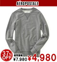 I run a marathon, and aeroPOS tail men Ron T LONG SLEEVE SOLID CREW SWEATSHIRT Heather gray (9006)(S,M,L,XL) shopping is deep-discount and is less than a sale, half price,