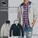 ★ 2014 new fall! Abercrombie mens hoodies MACNAUGHTON MOUNTAIN HOODIE TEE 2 colors (124-236-0517) (S, M, L, XL) (over 10,800 yen, who, in large size, 100% genuine, new, cheapest Rakuten to challenge! )