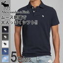 Abercrombie Polo High Rock dark grey light grey white (S/M/L/XL)