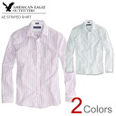 Rakuten Japan sale, Japan Memorial セールアメリカンイーグル mens casual shirt AE STRIPED SHIRT (2 colors) (S, M, L, XL), casual, shirts, long sleeve, men's, vintage, casual
