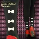 The back Ribbon チラカワ ★ リボントレンカ ♪ one-piece