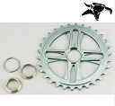 ANIMAL animal bicycle pist bike sprocket SPROCKEY BALBOA SPROCKET 30T: CHARCOAL