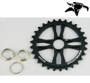 ANIMAL animal bicycle pist bike sprocket SPROCKEY BALBOA SPROCKET 29T: BLACK