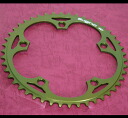 SUGINO Sugino chain ring 130J MESSENGER CHAINRING PCD130 color: GREEN