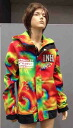 IH472OT00 TIEDYE JACKET/RI (Rainbow) 2014 / 2015 NEW INHABITANT inhabitant tidy jacket 9 month delivery appointment: early booking!