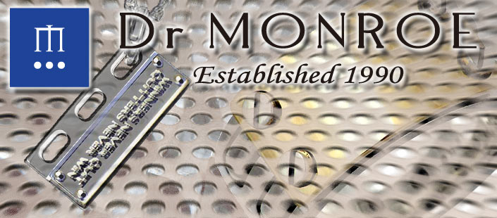 Dr MONROE(ドクターモンロー) シルバーアクセサリー