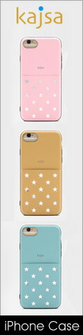 Kajsa/カイサ正規品 iPhone5ケース