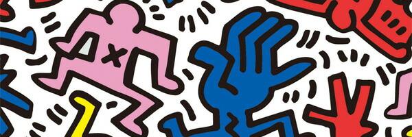 DD127A オーディーエム odm+ Keith Haring キースへリング コラボ