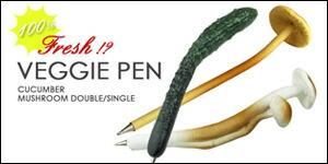 野菜ボールペン