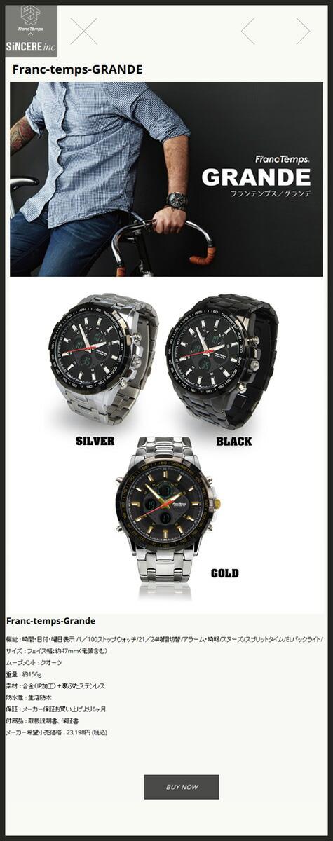 evidence メンズ腕時計 腕時計