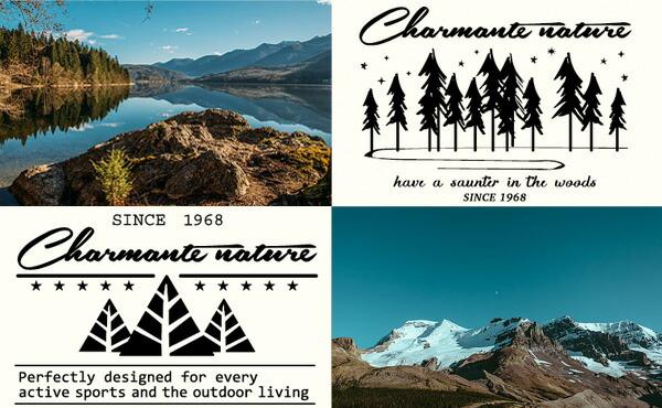 charmante nature/シャルマントナチュール telre リュック バックパック 大容量