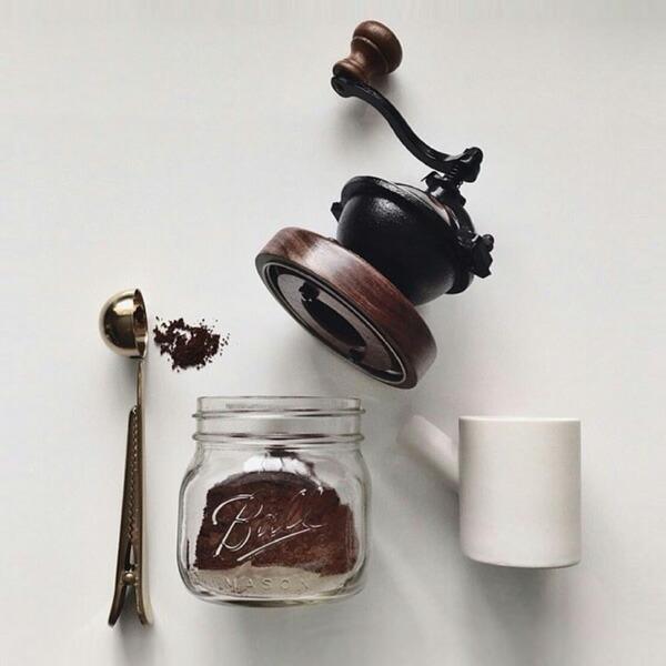 RED ROASTER TRADING COMPANY カマノコーヒーミル  CAMANO COFEE MILL ハンドメイドUSA